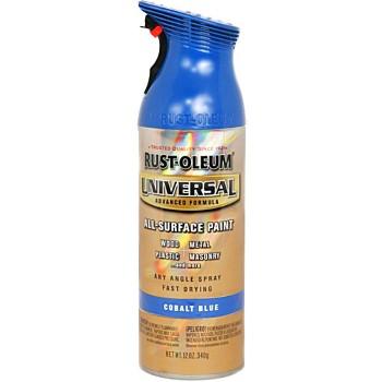 Buy The Rust Oleum 245212 Spray Paint Cobalt Blue Gloss Hardware World