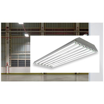 Simkar RG2632SRE4L2LUI Reflect A Bay Fluorescent Fixture - 6 Lights