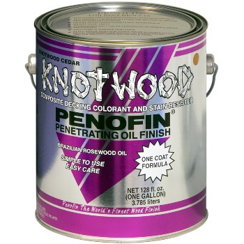 Knotwood Oil Finish, Cedar Tone ~ Gallon