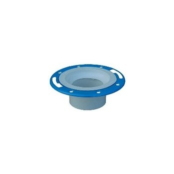 Closet Flange, With Ring 4 x 3 inch