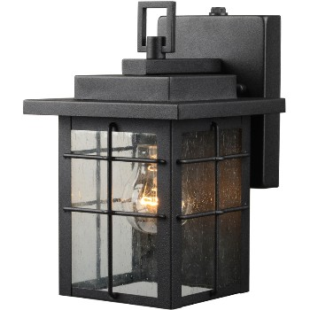 Photo Cell Large Wall Lantern