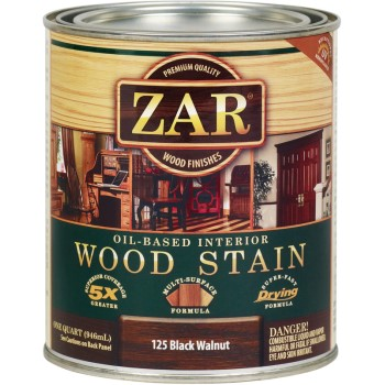 Qt Black Walnut Stain