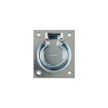 National 203752 Zinc Flush Ring Pull, Visual Pack 177