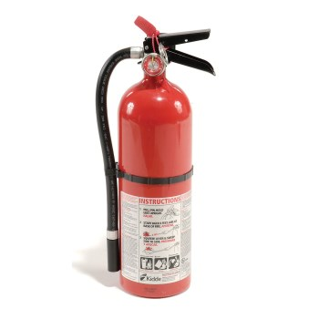 ProLine-Kidde Tri-Class  Fire Extinguisher w/Metal Bracket ~ 5 Lb