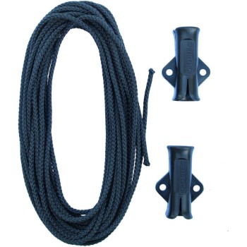 Power Distributors SCUBK20-2 2pk Black Cinch