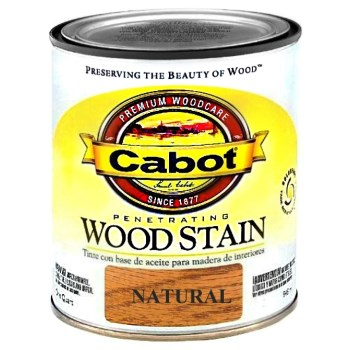 Wood Stain,Natural ~1 quart