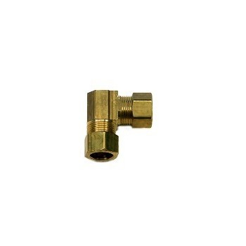 Brass Elbow, FLF ~ 5/8""