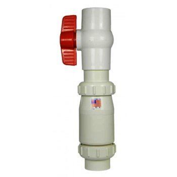 AY McDonald Co 2066 Check and Ball Valve Combo ~ 2""