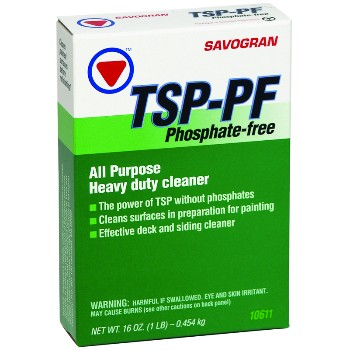 Savogran 10611 TSP-PF,  Phosphate Free  ~  1 Lb.