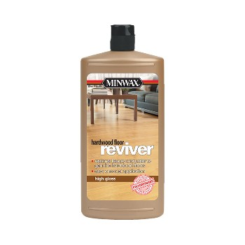 Minwax 60950 Hardwood Floor Reviver ~ Quart
