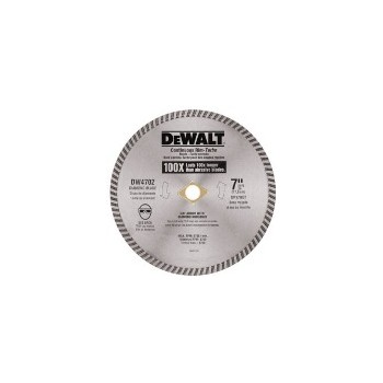 DeWalt DW4702 7 inch Dry Cut Diamond Wheel