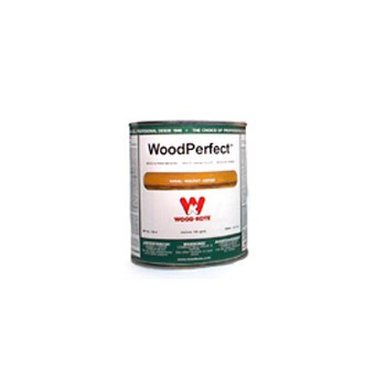 Wood Kote  701-4 WoodPerfect Wood Filler,  Natural ~ Quart