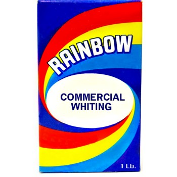 Rainbow Commercial Whiting Powder