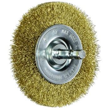 Bosch/Vermont American 16792 Wire Wheel Brush, Fine ~ 3 inch 16792