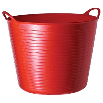 TubTrug 6.5 Gallon Red