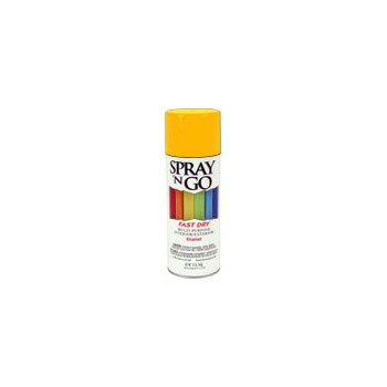 DAP 51109830 Spray Paint, Lemon Yellow