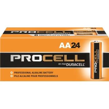 Alliance Distribution Partners Llc DURPC1500 24pk Pro Aa Battery