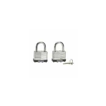2in. Lam Steel Padlock