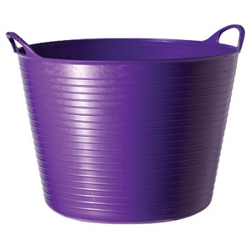 TubTrug 10.5 Gallon Purple