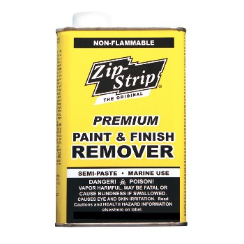 Absolute Coatings 72004 Paint And Varnish Remover, 1 Qt.
