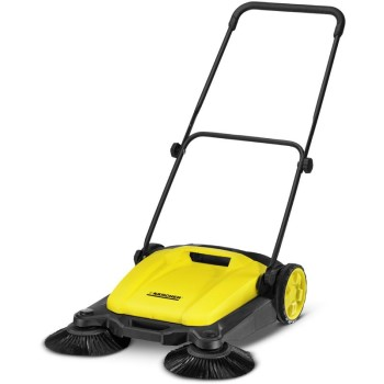 Outdoor Push Sweeper