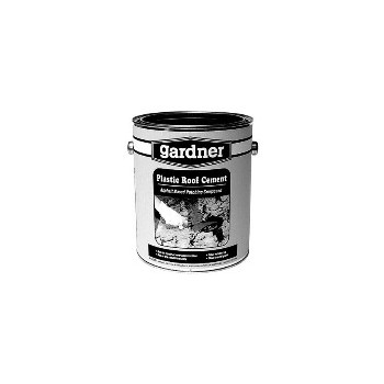 Plastic Roof Cement, 1 gallon