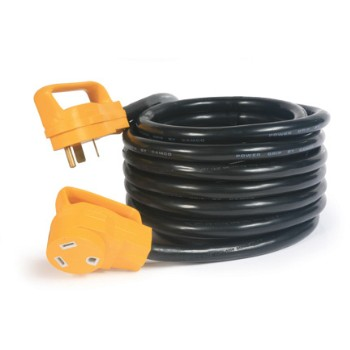 Extension Cord, PowerGrip 10 Gauge ~ 25'