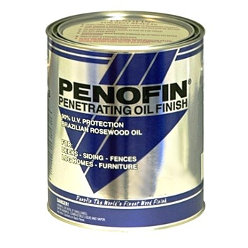 Blue Label Penetrating Oil,  Chestnut ~ Quart