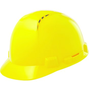Hbsc-7l Ye Vented Hard Hat