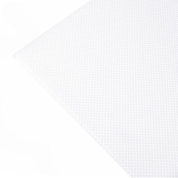"Plaskolite 1A90000A LED Frost-Glaze Light Panel, White ~ 23.75"" x 47.75"""