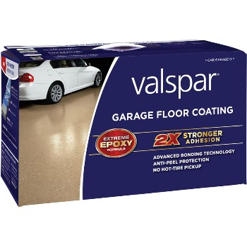 Epoxy Garage Floor Coating Kit ~ Tan
