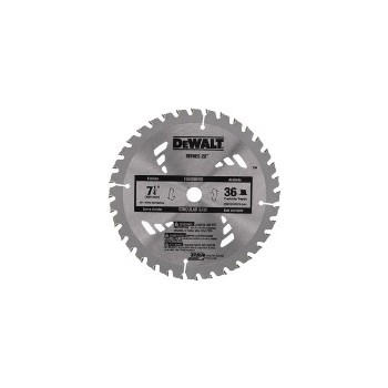 Dewalt Blade, 7 1/4 inch, 36 teeth