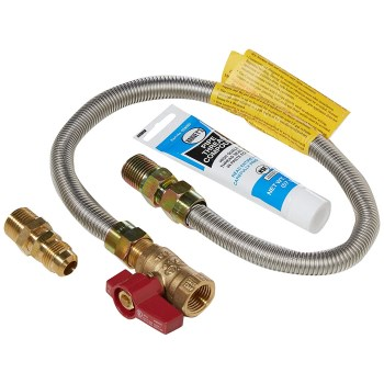 World Mktg 207010 Kozy World Wall Heater Installation Kit