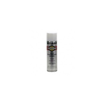 Rust-Oleum 7590838 Spray Paint- Enamel/ Flat White