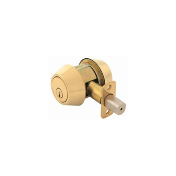 Hardware House/Locks 382358 Double Deadbolt