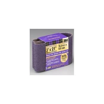 3M 051144091928 Sanding Belt - Coarse - 3 x 21 inch