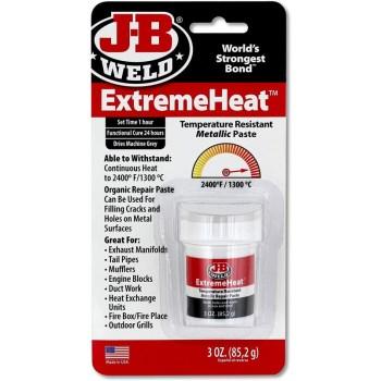 J-B Weld 37901 3oz Heat Repair Paste