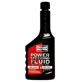 Power Steering Fluid - 12 oz
