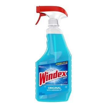 Windex Blue Formula ~ 23 oz Trigger Spray