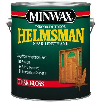 Minwax 13200 Helmsman Spar Urethane,  Clear Gloss ~ Gallon