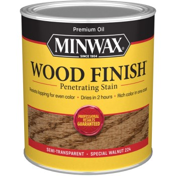 Wood Finish ~ Special Walnut,  Quart
