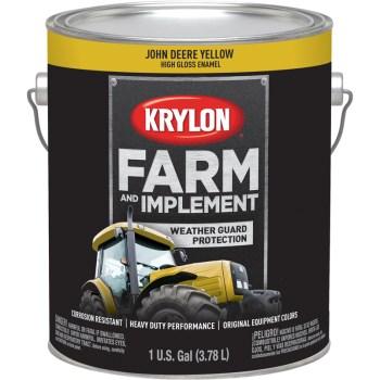 Krylon K01970000 1970 1g John Deere Yellow