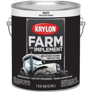 Krylon K01963000 1963 1g Gloss White Paint