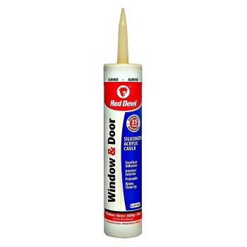 10.1oz Al Window Caulk