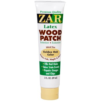 Wood Patch, Golden Oak ~  3 Ounce Tube