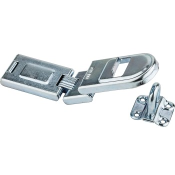 Double Hinged Safety Hasp ~ 7 3/4""