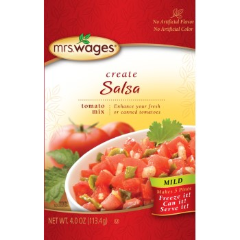 W664j7425 4oz Mild Salsa Mix