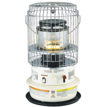 Indoor Heater~Convection Kerosene, 10500 BTUs