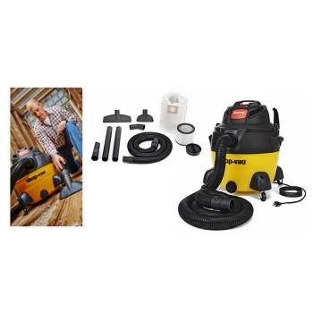Shop Vac  Wet/Dry Shop Vacuum, 6.5 HP ~ 16 Gallon