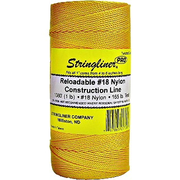 Stringliner 35700 Twist Gold Construction Replacement Line ~  1080 ft.